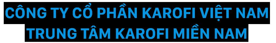 Karofi miền Nam info